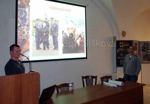 1_Prednáška Petten_Mjr. J. Morochovic a Npor. Z. Nožicka_25. leden 2013